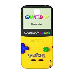 Game Boy Yellow Samsung Galaxy S4 I9500/i9505  Hardshell Back Case