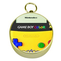 Game Boy Yellow Gold Compasses