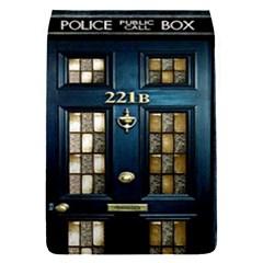Tardis Sherlock Holmes 221b Flap Covers (s)