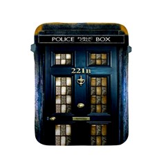 Tardis Sherlock Holmes 221b Apple Ipad 2/3/4 Protective Soft Cases