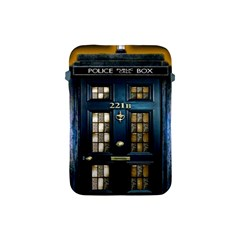 Tardis Sherlock Holmes 221b Apple Ipad Mini Protective Soft Cases