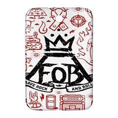 Save Rock And Roll Fob Fall Out Boy Samsung Galaxy Note 8 0 N5100 Hardshell Case
