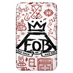 Save Rock And Roll Fob Fall Out Boy Samsung Galaxy Tab 3 (8 ) T3100 Hardshell Case