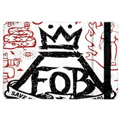 Save Rock And Roll Fob Fall Out Boy Ipad Air 2 Flip