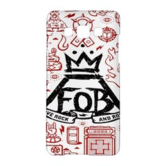 Save Rock And Roll Fob Fall Out Boy Samsung Galaxy A5 Hardshell Case  by Samandel