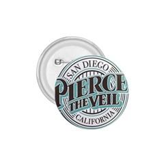 Pierce The Veil San Diego California 1 75  Buttons by Samandel