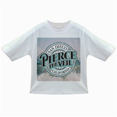 Pierce The Veil San Diego California Infant/toddler T Shirts