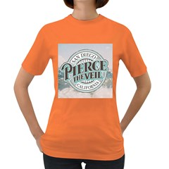 Pierce The Veil San Diego California Women s Dark T Shirt