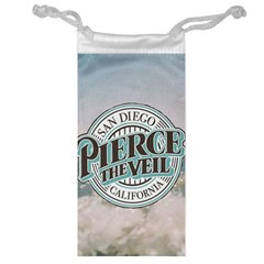 Pierce The Veil San Diego California Jewelry Bag by Samandel