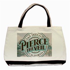 Pierce The Veil San Diego California Basic Tote Bag