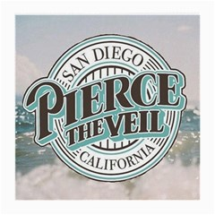 Pierce The Veil San Diego California Medium Glasses Cloth