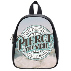 Pierce The Veil San Diego California School Bag (small)