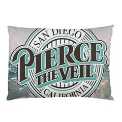 Pierce The Veil San Diego California Pillow Case (two Sides)