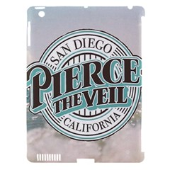 Pierce The Veil San Diego California Apple Ipad 3/4 Hardshell Case (compatible With Smart Cover)