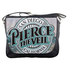 Pierce The Veil San Diego California Messenger Bags