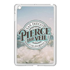 Pierce The Veil San Diego California Apple Ipad Mini Case (white)