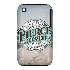 Pierce The Veil San Diego California Iphone 3s/3gs