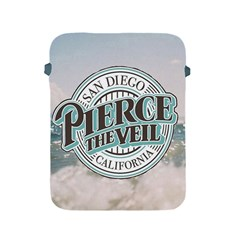 Pierce The Veil San Diego California Apple Ipad 2/3/4 Protective Soft Cases