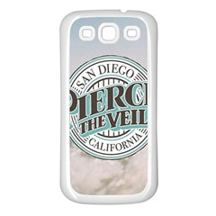Pierce The Veil San Diego California Samsung Galaxy S3 Back Case (white)