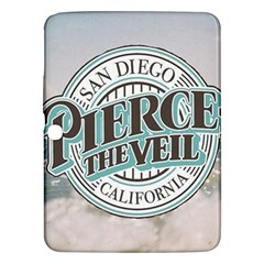 Pierce The Veil San Diego California Samsung Galaxy Tab 3 (10 1 ) P5200 Hardshell Case  by Samandel