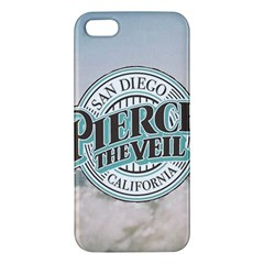 Pierce The Veil San Diego California Iphone 5s/ Se Premium Hardshell Case