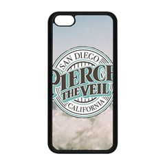 Pierce The Veil San Diego California Apple Iphone 5c Seamless Case (black) by Samandel