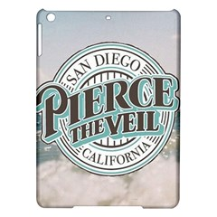 Pierce The Veil San Diego California Ipad Air Hardshell Cases by Samandel