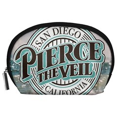 Pierce The Veil San Diego California Accessory Pouches (large)