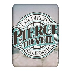 Pierce The Veil San Diego California Samsung Galaxy Tab 4 (10 1 ) Hardshell Case  by Samandel