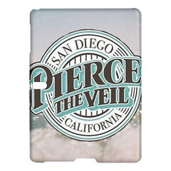 Pierce The Veil San Diego California Samsung Galaxy Tab S (10 5 ) Hardshell Case  by Samandel