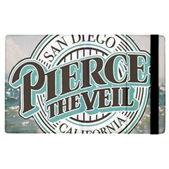 Pierce The Veil San Diego California Apple Ipad Pro 9 7   Flip Case by Samandel