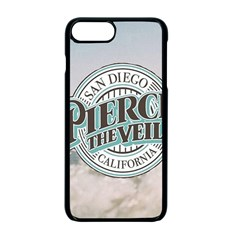 Pierce The Veil San Diego California Apple Iphone 7 Plus Seamless Case (black) by Samandel