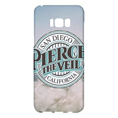 Pierce The Veil San Diego California Samsung Galaxy S8 Plus Hardshell Case