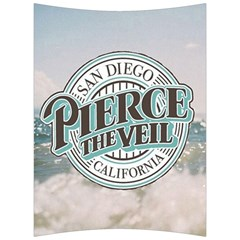 Pierce The Veil San Diego California Back Support Cushion