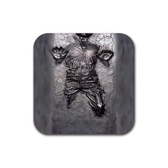 Han Solo Han Rubber Square Coaster (4 Pack)