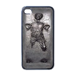 Han Solo Han Apple Iphone 4 Case (black)