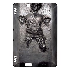 Han Solo Han Kindle Fire Hdx Hardshell Case by Samandel
