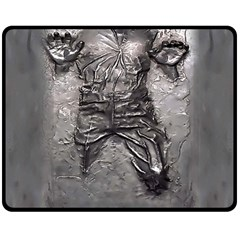 Han Solo Han Double Sided Fleece Blanket (medium)