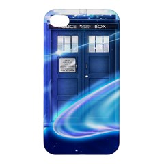 Tardis Space Apple Iphone 4/4s Hardshell Case by Samandel