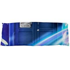 Tardis Space Body Pillow Case Dakimakura (two Sides)