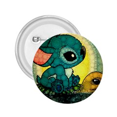 Stich And Turtle 2 25  Buttons