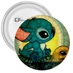 Stich And Turtle 3  Buttons