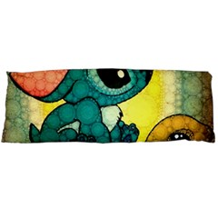 Stich And Turtle Body Pillow Case (dakimakura)