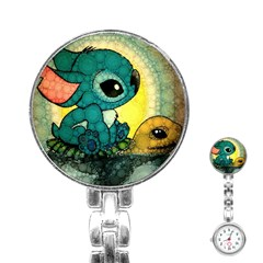 Stich And Turtle Stainless Steel Nurses Watch