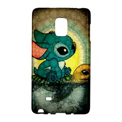 Stich And Turtle Galaxy Note Edge