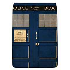Tardis Poster Flap Covers (s)