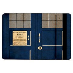 Tardis Poster Ipad Air Flip