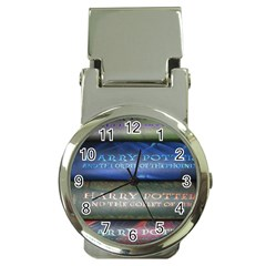 Comic Collection Book Money Clip Watches