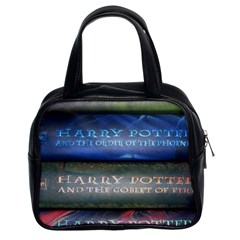 Comic Collection Book Classic Handbags (2 Sides)