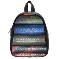 Comic Collection Book School Bag (small)